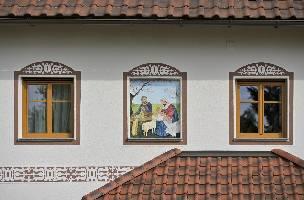 Fassade-Malerei