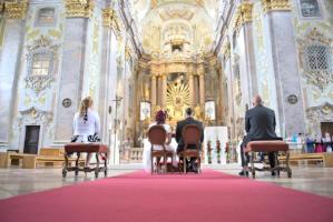 Hochzeit-Kirche