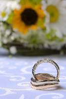 Hochzeit-Ring-Tisch